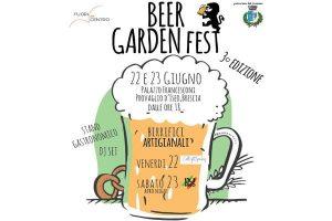 Beer Garden Fest @ Palazzo Francesconi, a Provaglio d'Iseo (BS) | Fontane-zurane-gresine | Lombardia | Italia