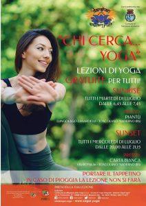 Chi cerca Yoga @ Toscolano Maderno | Lombardia | Italia
