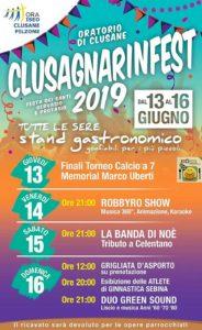 Clusagnarifest @ oratorio di Clusane | Clusane | Lombardia | Italia