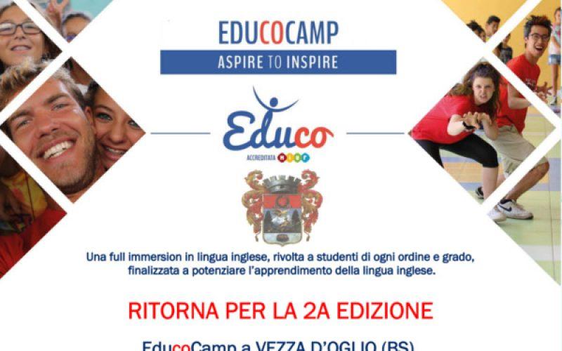 Educo English camp