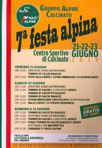 Festa alpina a Calcinato @ Centro sportivo Calcinato | Calcinato | Italia