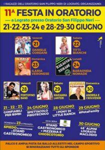 Festa oratorio di Lograto @ oratorio Lograto | Lograto | Lombardia | Italia