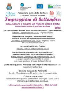 Impressioni di carta @ Museo della Carta - Toscolano Maderno | Toscolano Maderno | Lombardia | Italia