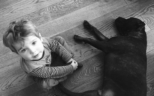 Bambini e animali: incontro felice e terapeutico