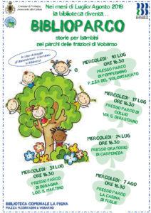 Biblioparco a Vobarno @ Vobarno - vedi singolo appuntamento | Vobarno | Lombardia | Italia