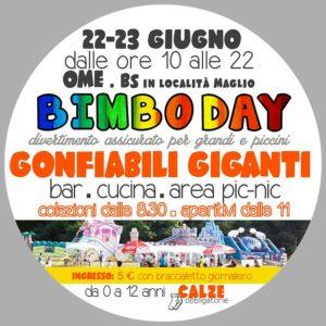 Bimbo Day @ Località il Maglio - Ome | Lombardia | Italia
