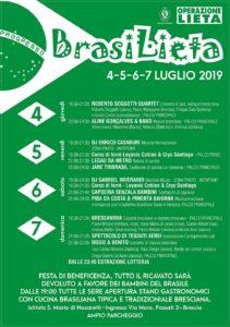 Brasilieta @ Istituti S. Mariia di Nazareth Brescia | Brescia | Lombardia | Italia