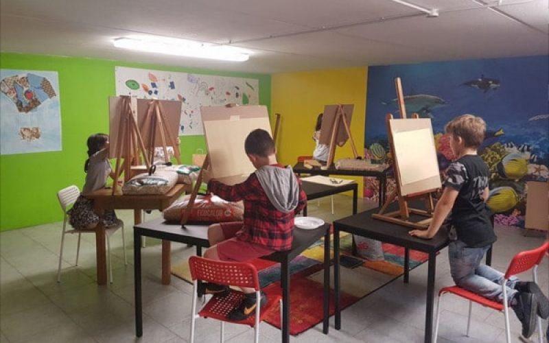 Corso Disegno Base per bambini e ragazzi a Ghedi