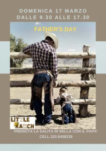 Father's day @ Little Ranch | Lograto | Lombardia | Italia