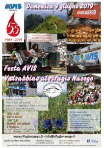 Festa Avis a Vestone @ rifugio Nasego | Casto | Lombardia | Italia