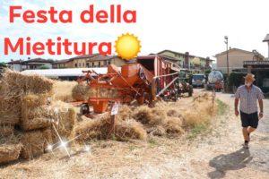 Festa della mietitura a Pontoglio @ Vecchia Fattoria - Pontoglio | Lombardia | Italia