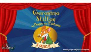 Geronimo Stilton nel Regno della Fantasia – Il Musical a Brescia @ Gran Teatro Morato | Brescia | Lombardia | Italia