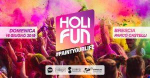 Festival Holi Fun @ Parco Castelli | Brescia | Lombardia | Italia