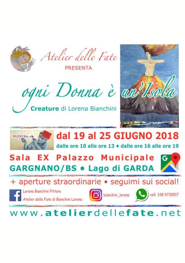 Ogni donna è un'isola @ EX Municipio di Gargnano sul Garda  | Gargnano | Lombardia | Italia