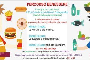 Percorso benessere @ Castegnato - centro civivo | Castegnato | Lombardia | Italia