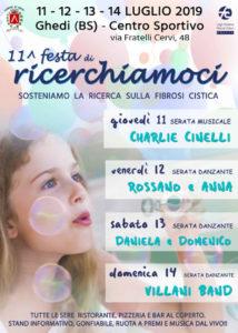 Ricerchiamoci a Ghedi @ Campo sportivo Ghedi | Ghedi | Lombardia | Italia