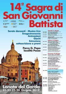 Festa di San Giovanni a Lonato @ Parco Giovanni Papa Loc. Pozze Lonato | Lonato | Lombardia | Italia