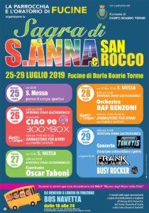 Sagra di S. Anna e S. Rocco @ Fucine di Darfo Boario Terme | Darfo Boario Terme | Lombardia | Italia