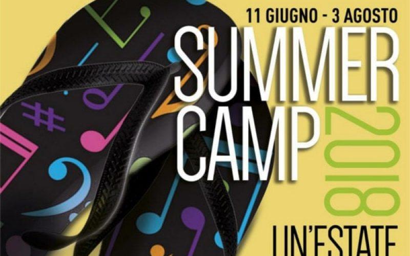 Summer Camp in musica