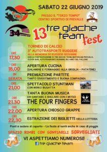 Tre giache team fest @ Centro sportivo Prevalle | Prevalle | Lombardia | Italia