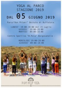 Yoga al parco - Buffalora @ parco all'interno del Villaggio Don Milani | Bettole, Castenedolo | Lombardia | Italia