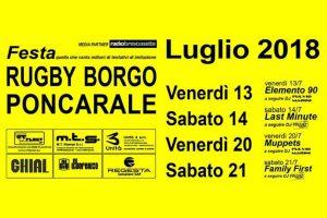 Festa del Rugby - Borgo Poncarale @ Bogo Poncarale | Poncarale | Lombardia | Italia