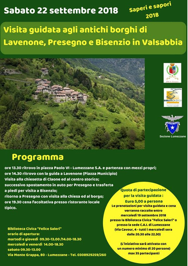 Visita-guidata-Lavenone-biblioteca-Lumezzane
