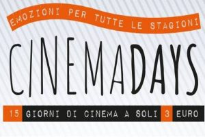 Cinema Days @ cinema di Brescia