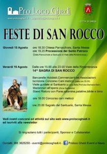 Festa di San Rocco a Ghedi @ Ghedi | Ghedi | Lombardia | Italia