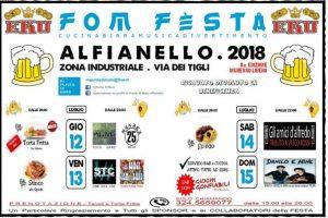 Fom Festa a Alfianello @ Alfianello - zona industriale   Italia