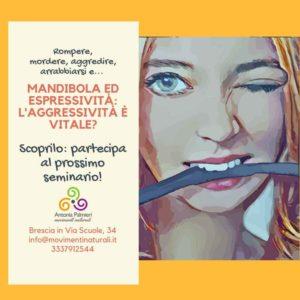Mandibola ed espressività @ Circolo ARCI Brescia | Brescia | Lombardia | Italia