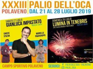 Palio dell'Oca @ Polaveno - campo sportivo | Polaveno | Lombardia | Italia