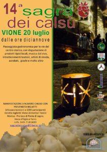 Marcia dei Calsù @ ritrovo località Saletti | Lombardia | Italia