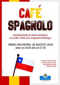 Cafè Spagnolo @ Biblioteca Manerbio | Manerbio | Lombardia | Italia