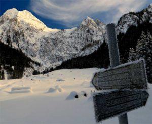 Ciaspolata in Val Brandet @ ritrovo Corteno Golgi | Casto | Lombardia | Italia