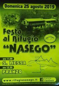 Festa al rifugio Nasego @ rifugio Nasego - Casto | Casto | Lombardia | Italia