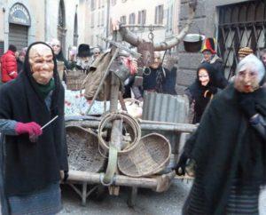 Gita al Carnevale di Bagolino @ ritrovo a Bagolino   Casto   Lombardia   Italia