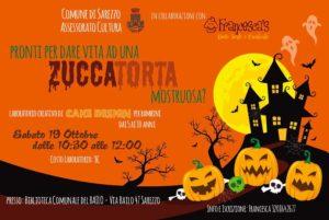 Laboratorio di Cake Design Halloween @ Biblioteca del Bailo | Sarezzo | Lombardia | Italia