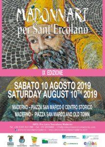 Madonnari per Sant'Ercolano @ Piazza San Marco e centro storico di Maderno | Toscolano Maderno | Lombardia | Italia