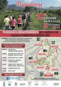 Magnalonga di Franciacorta @ partenza palazzetto sport Monticelli | Lombardia | Italia