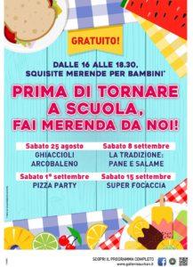 Facciamo merenda insieme! @ Galleria Auchan Mazzano | Mazzano | Lombardia | Italia