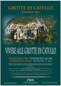 Vivere alle Grotte di Catullo @ Grotte di Catullo | Sirmione | Lombardia | Italia
