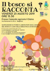 Il bosco racconta @ Azienda Agricola Il Daino | Cerreto | Lombardia | Italia