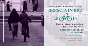 Brescia in bici @ ritrovo CTS Youth point | Brescia | Lombardia | Italia