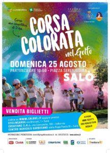 Corsa colorata nel Golfo @ piazza Serenissima Salò | Salò | Lombardia | Italia