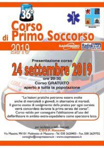 Corso di primo soccorso @ Cosp Mazzano | Rezzato | Lombardia | Italia
