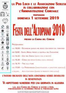 Festa dell'Altopiano @ La Posa dei Ruchi Serle | Lombardia | Italia