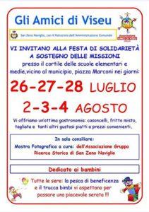 Festa amici di Viseu @ piazza Marconi San Zeno Naviglio | San Zeno Naviglio | Lombardia | Italia