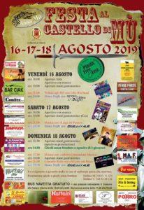 Festa al Castello di Mù @ Castello di Mù | Mu | Lombardia | Italia