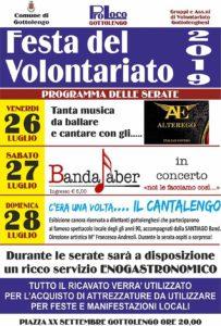 Festa del volontariato a Gottolengo @ Gottolengo | Gottolengo | Lombardia | Italia